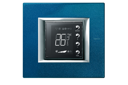 Heating and air conditioning controls